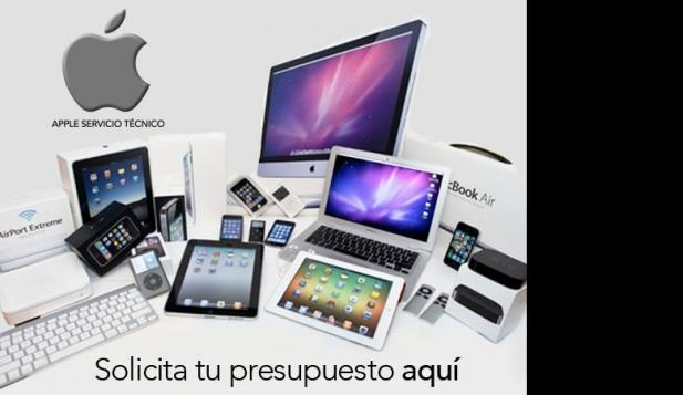 Reparacion de productos APPLE